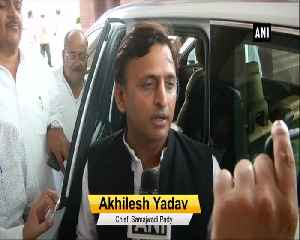 News video: Many parties will never agree for 'One Nation One Election Akhilesh Yadav