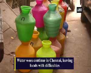 TN water woes Water tokens issued to residents to avail water supply [Video]