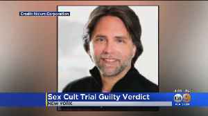 NXIVM Sex Cult Leader Keith Raniere Found Guilty Of Sex Trafficking, Racketeering [Video]