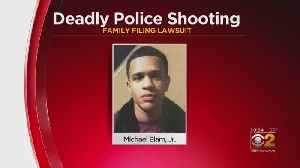 Family Of Teen Michael Elam Jr., Who Was Killed By Police, Plans To File Federal Lawsuit Thursday [Video]