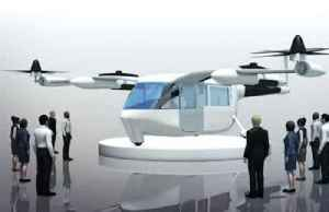 Uber unveils first looks at flying taxi, Uber Air [Video]