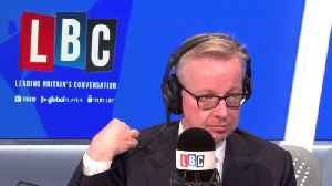 Michael Gove Gives Kitchen Analogy About Brexit To Leave Voter [Video]