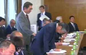 Japan Olympics chief at heart of bribery probe [Video]