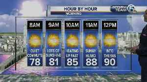 South Florida Thursday morning forecast (6/20/19) [Video]
