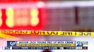 Frustrated Mayor Young demands citizens speak up [Video]