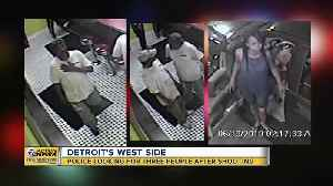 Police looking for 3 people after coney island shooting [Video]