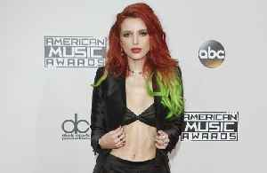 Bella Thorne receives support from showbiz pals after posting nude photos [Video]
