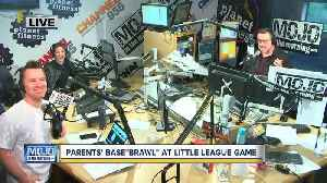 Mojo in the Morning: Parents' base'brawl' at Little League game [Video]