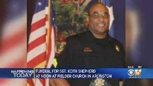 2 Funerals Thursday For 2 North Texas Officers Who Died Last Week [Video]