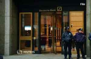 News video: Deutsche Bank faces investigation for possible money-laundering lapses: New York Times