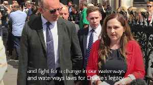 Jack Shepherd appeal against manslaughter conviction dismissed [Video]
