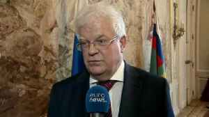 Russian ambassador Vladimir Chizhov shares thoughts on INF treaty and MH17 suspects [Video]