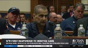 9/11 First Responder Enters Hospice Care [Video]