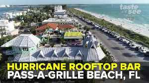 Hurricane Seafood Restaurant and Rooftop Bar | Taste and See Tampa Bay [Video]