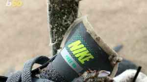 News video: Hundreds of Nike Shoes Wash Ashore Across the World: Is Cargo Ship Spill to Blame?