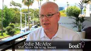 Inscape's McAfee: OAR Consortium Offers Flexibility To Scale Addressable TV [Video]