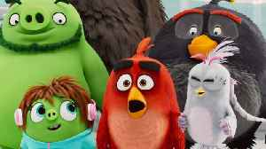 'The Angry Birds Movie 2' Trailer 2 [Video]