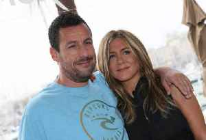 Adam Sandler urges Jennifer Aniston to make Friends movie [Video]