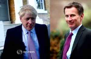 Johnson and Hunt in final showdown for UK PM job [Video]