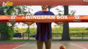 Popeyes' 6-Foot, 10-Inch 'Wingspan Box' Celebrates Zion Williamson Ahead of NBA Draft [Video]