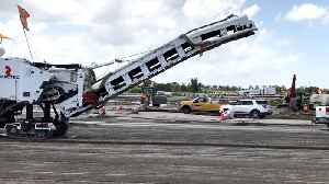 Reporter Update: Ted Scouten On Ft. Lauderdale-Hollywood International's Runway Rehab [Video]