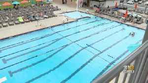 News video: 'World's Largest Swim Lesson' Aims To Prevent Drowning Deaths
