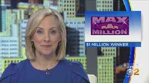 $1 Million Scratch-Off Ticket Sold Downtown [Video]