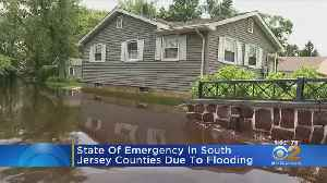 Severe Flooding In New Jersey [Video]