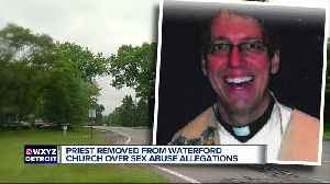 Metro Detroit priest being investigated for sexual abuse of a minor [Video]