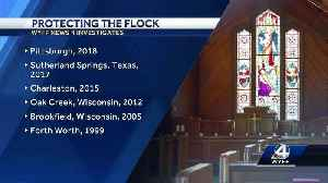Local law enforcement reports increase in demand for house of worship security [Video]