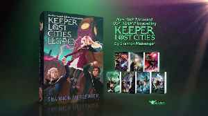 Keeper of the Lost Cities Series by Shannon Messenger | Book Trailer [Video]