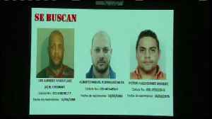 News video: VIDEO: Police still searching for 3 suspects in David Ortiz shooting