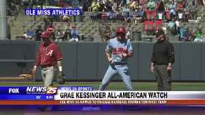 Ole Miss SS Grae Kessinger named to First-Team All-American [Video]
