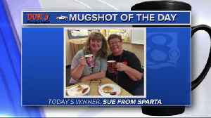Mug shot of the day - 6/20/19 - Sue from Sparta [Video]
