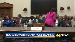 Advocates Push for Slavery Reparations in Congress [Video]