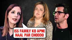 Hrithik Roshan Gets SUPPORT From Ex-Wife Sussane Khan | REACTS On Sunaina Roshan [Video]