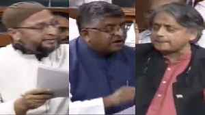 Ravi Shankar Prasad tabled the bill on Triple Talaq in Lok Sabha | Oneindia News [Video]