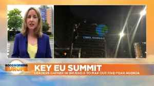 EU leaders fail to agree on climate neutrality despite pressure from citizens [Video]