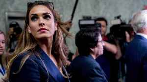 House Democrats See Hope Hicks Testimony As Legal Ammunition Against Executive Stonewalling [Video]