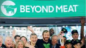 Beyond Meat Stumbles After Tyson Foods Ramps Up Its Push Into The Alternative 'Meat' Market [Video]
