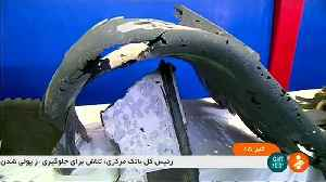 Watch: Iran releases video it claims shows downed US military drone [Video]