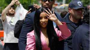 Rapper Cardi B Faces Felony Charges Over Strip Club Fight [Video]