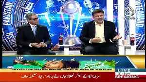 Behind The Wicket With Moin Khan – 21st June 2019 [Video]