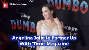 Angelina Jolie Is Writing For Time Magazine [Video]