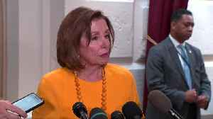 Pelosi calls on U.S. to de-escalate tensions with Iran [Video]