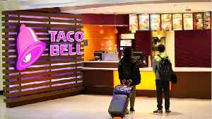 Taco Bell Is Opening Up Palm Springs Hotel [Video]