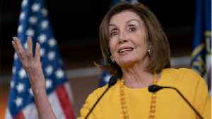 House speaker Pelosi calls for de-escalation with Iran [Video]