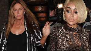 Blac Chyna SLAMS Kar-Jenner's On IG & Caitlyn Jenner SHADES Trashy Tristan Thompson On Fathers Day! [Video]