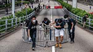 News video: Thousands Of Protesters Return To Hong Kong Streets