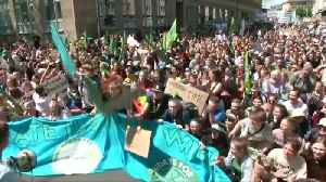 Fridays for Future: German youth lead climate change charge [Video]
